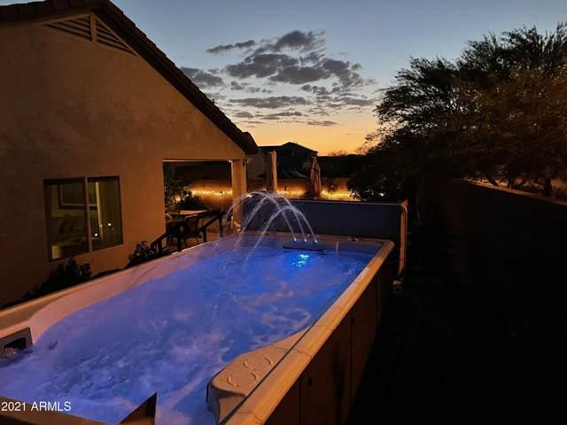 5398 W Montebello Way, Florence, AZ 85132 (MLS #6234810) :: Yost Realty Group at RE/MAX Casa Grande
