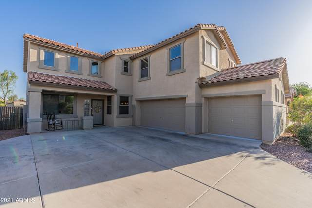 42295 W Chisholm Drive, Maricopa, AZ 85138 (MLS #6234814) :: The AZ Performance PLUS+ Team