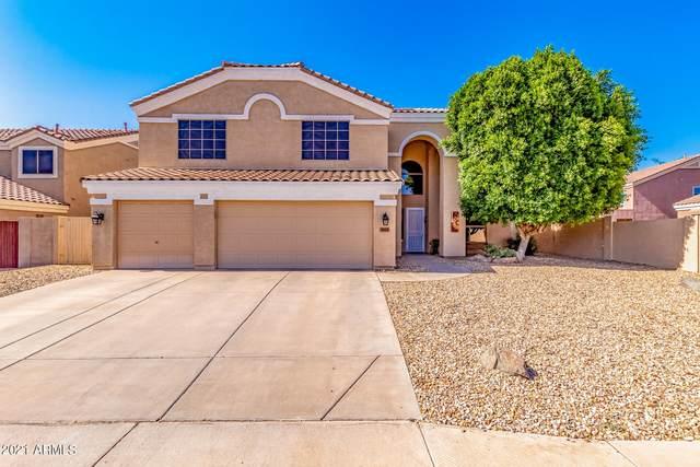 9524 E Lompoc Avenue, Mesa, AZ 85209 (MLS #6234825) :: Keller Williams Realty Phoenix