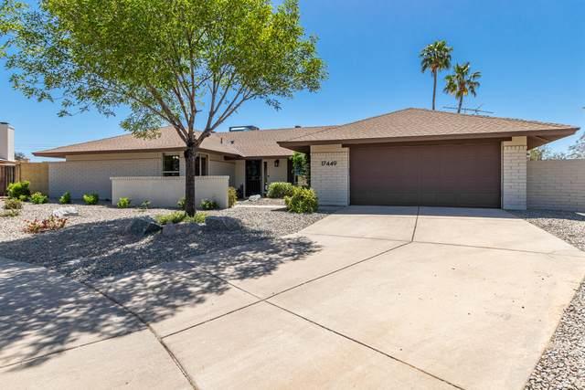 17449 N 60TH Avenue, Glendale, AZ 85308 (MLS #6234828) :: The Luna Team