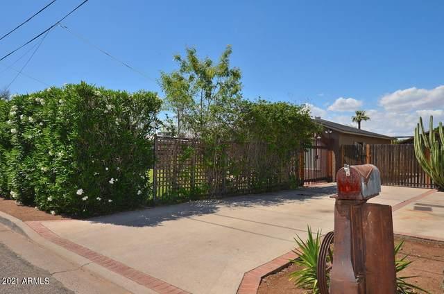 2418 E Harvard Street, Phoenix, AZ 85008 (MLS #6234844) :: Service First Realty