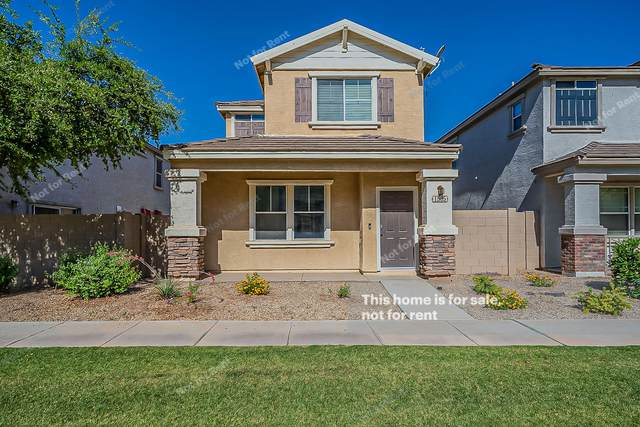 1505 S Jacana Lane, Gilbert, AZ 85296 (MLS #6234848) :: Executive Realty Advisors