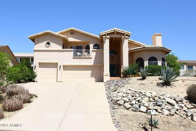 15532 E Cavern Drive, Fountain Hills, AZ 85268 (MLS #6234853) :: Yost Realty Group at RE/MAX Casa Grande