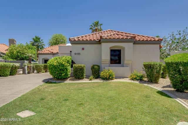 9155 N 107TH Street, Scottsdale, AZ 85258 (MLS #6234856) :: Arizona Home Group