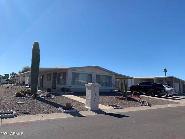 9109 E Olive Lane N, Sun Lakes, AZ 85248 (MLS #6234867) :: Zolin Group