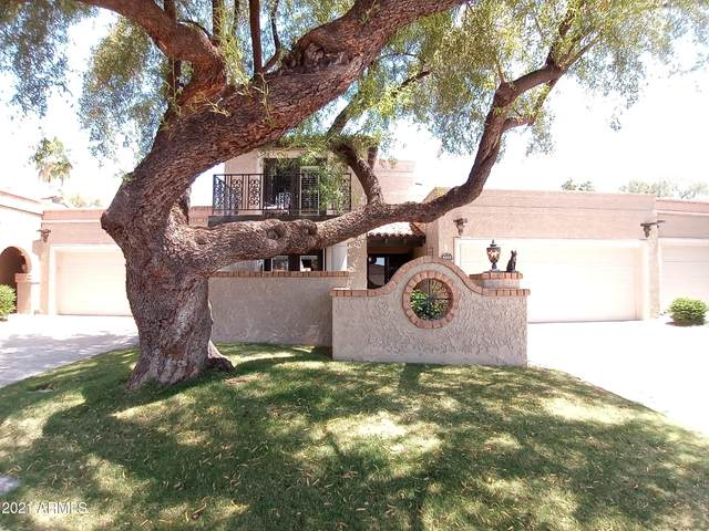 8022 E Via Del Desierto, Scottsdale, AZ 85258 (MLS #6234875) :: The Laughton Team