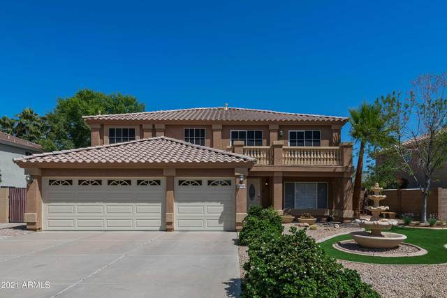 2700 E Pinto Drive, Gilbert, AZ 85296 (MLS #6234878) :: The Garcia Group