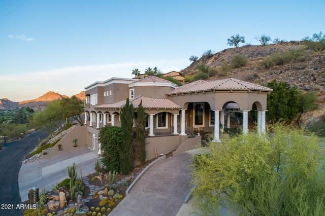 7110 N Red Ledge Drive, Paradise Valley, AZ 85253 (MLS #6234890) :: The Ellens Team