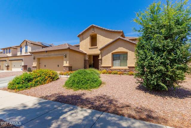 14082 W Dahlia Drive, Surprise, AZ 85379 (MLS #6234895) :: Yost Realty Group at RE/MAX Casa Grande