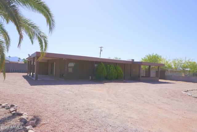 125 S Rex Avenue, Apache Junction, AZ 85120 (MLS #6234915) :: TIBBS Realty