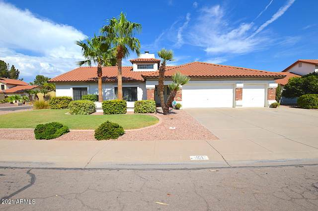 101 S Silverado Street, Gilbert, AZ 85296 (MLS #6234929) :: Zolin Group