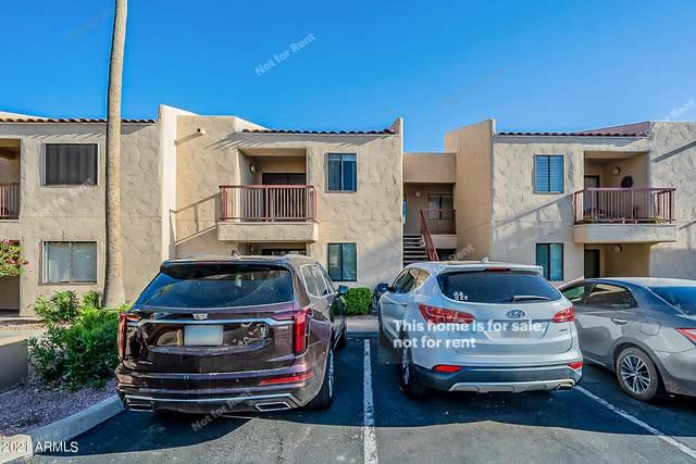 9355 N 91ST Street #212, Scottsdale, AZ 85258 (MLS #6234931) :: The Daniel Montez Real Estate Group