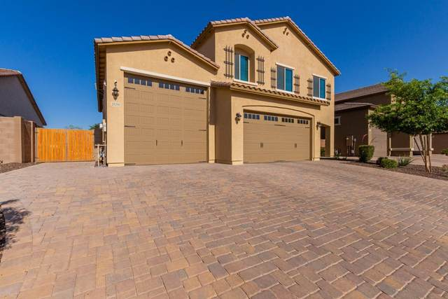 25291 N 69TH Avenue, Peoria, AZ 85383 (MLS #6234937) :: Service First Realty