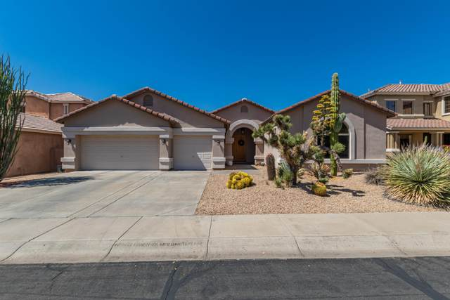 4052 E Desert Forest Trail, Cave Creek, AZ 85331 (MLS #6234941) :: Yost Realty Group at RE/MAX Casa Grande
