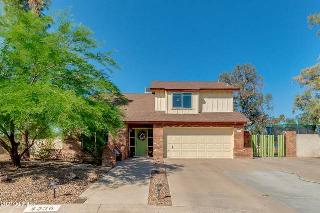 4536 W Villa Theresa Drive, Glendale, AZ 85308 (MLS #6234980) :: Yost Realty Group at RE/MAX Casa Grande