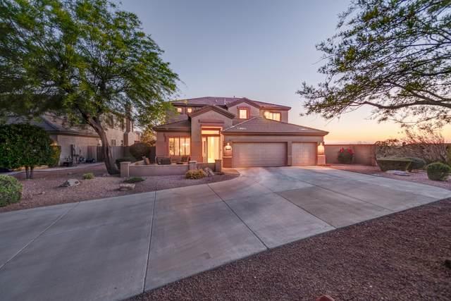 14962 N 108TH Place, Scottsdale, AZ 85255 (MLS #6234981) :: The Luna Team