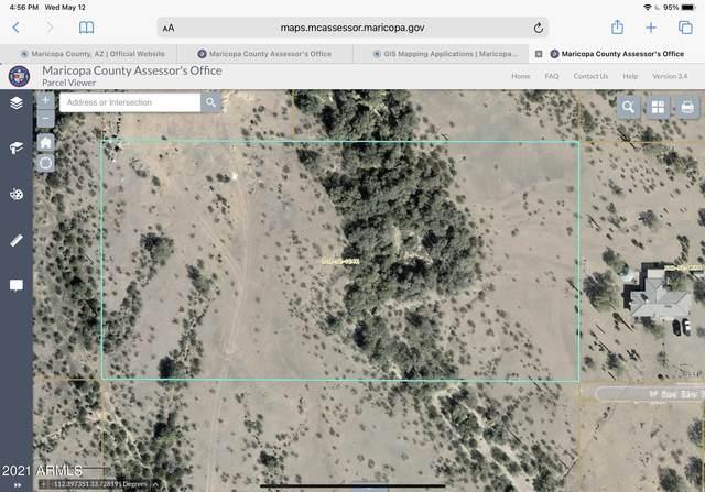 155XX W Red Bird Road, Surprise, AZ 85387 (MLS #6234986) :: Midland Real Estate Alliance