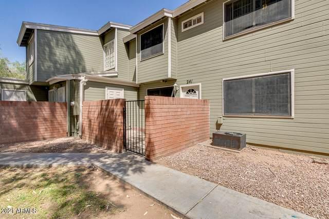 2301 E University Drive #241, Mesa, AZ 85213 (MLS #6234987) :: CANAM Realty Group