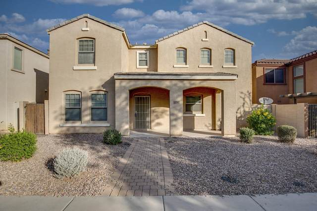 2781 E Bart Street, Gilbert, AZ 85295 (MLS #6235000) :: Executive Realty Advisors