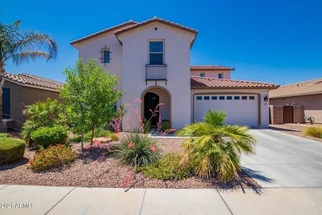 2533 E Tonto Drive, Gilbert, AZ 85298 (MLS #6235020) :: Zolin Group
