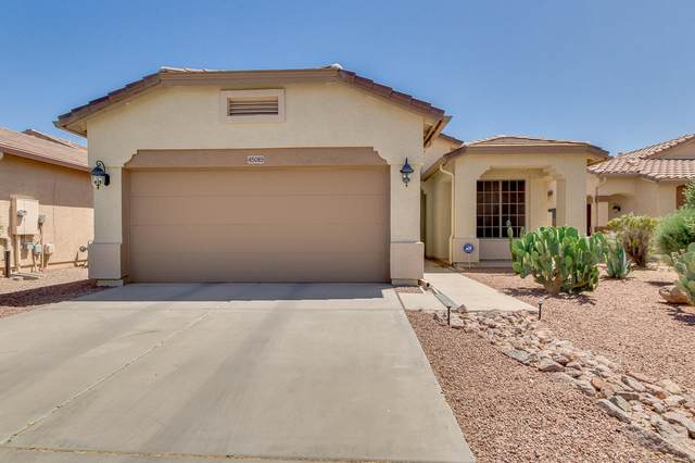 45085 W Windrose Drive, Maricopa, AZ 85139 (MLS #6235021) :: Keller Williams Realty Phoenix