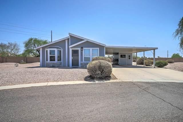 8500 E Southern Avenue #551, Mesa, AZ 85209 (MLS #6235027) :: Selling AZ Homes Team