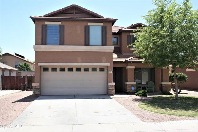 805 W Cedar Tree Drive, San Tan Valley, AZ 85143 (MLS #6235033) :: The Luna Team