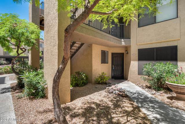 4925 E Desert Cove Avenue #121, Scottsdale, AZ 85254 (MLS #6235035) :: The Ellens Team