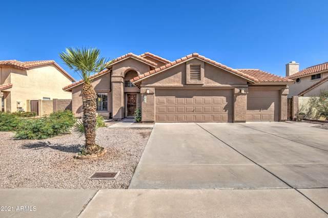 3414 E Desert Trumpet Road, Phoenix, AZ 85044 (MLS #6235044) :: Service First Realty