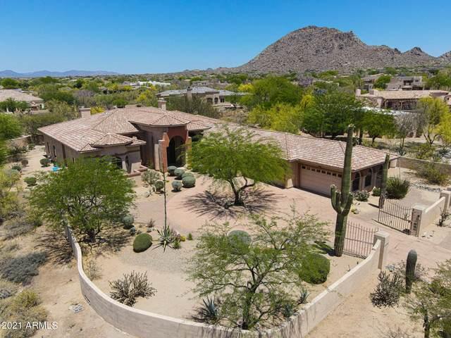 9160 E Buckskin Trail, Scottsdale, AZ 85255 (#6235052) :: Long Realty Company