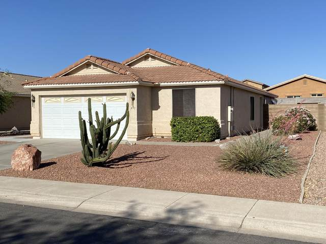 691 S Weaver Drive, Apache Junction, AZ 85120 (MLS #6235057) :: Keller Williams Realty Phoenix