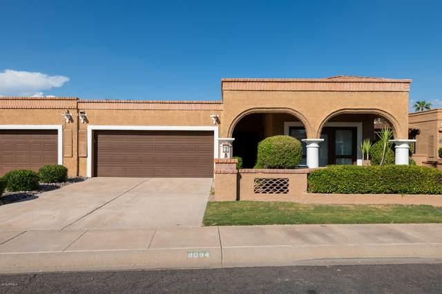 8094 E Via Del Valle, Scottsdale, AZ 85258 (MLS #6235066) :: Service First Realty