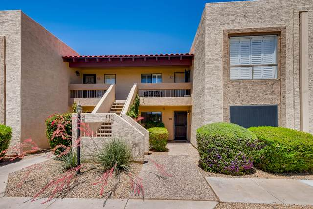 8651 E Royal Palm Road #129, Scottsdale, AZ 85258 (MLS #6235069) :: The Ellens Team