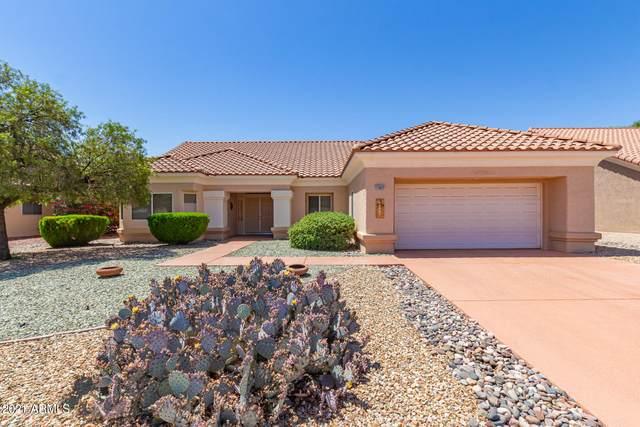 15807 W Falcon Ridge Drive, Sun City West, AZ 85375 (MLS #6235074) :: Keller Williams Realty Phoenix