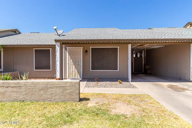 4448 E Fremont Street, Phoenix, AZ 85042 (MLS #6235076) :: The Laughton Team