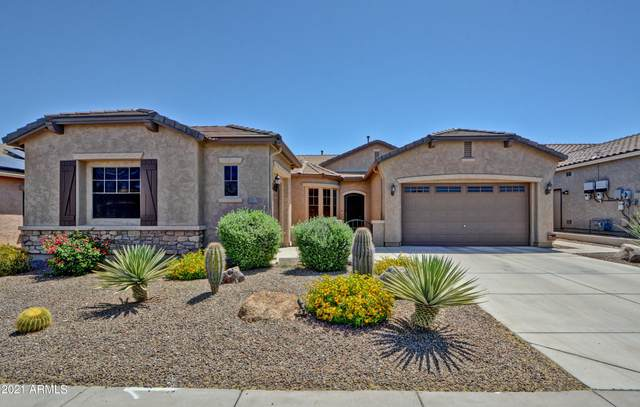 20163 N 259TH Avenue, Buckeye, AZ 85396 (MLS #6235080) :: Yost Realty Group at RE/MAX Casa Grande