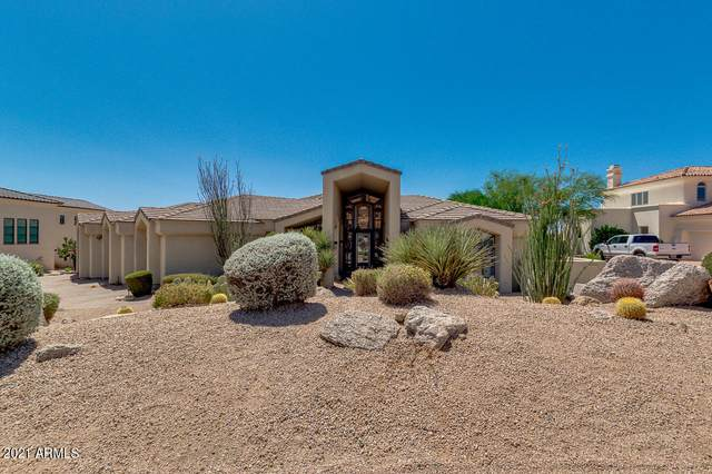 23992 N 112TH Place, Scottsdale, AZ 85255 (MLS #6235093) :: Power Realty Group Model Home Center