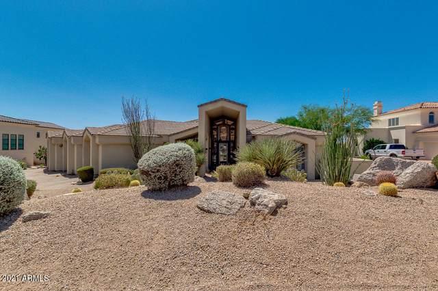 23992 N 112TH Place, Scottsdale, AZ 85255 (MLS #6235093) :: Balboa Realty