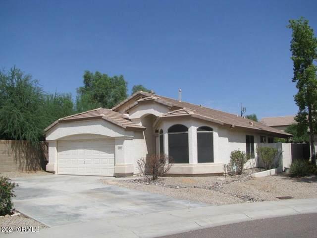 20917 N 39TH Street, Phoenix, AZ 85050 (MLS #6235107) :: The Newman Team