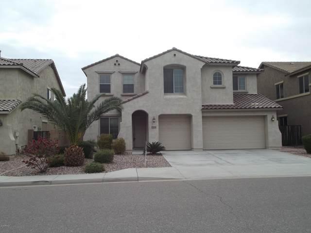 5127 W Headstall Trail, Phoenix, AZ 85083 (MLS #6235117) :: Yost Realty Group at RE/MAX Casa Grande