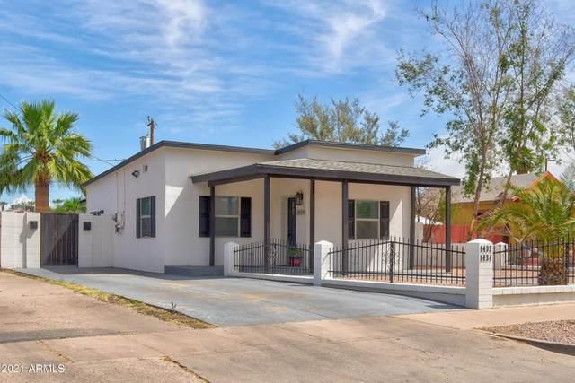 1432 E Mckinley Street, Phoenix, AZ 85006 (MLS #6235124) :: Yost Realty Group at RE/MAX Casa Grande