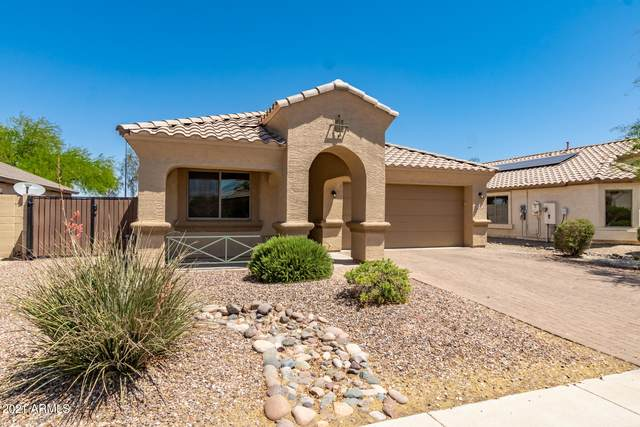 1370 E Kingman Place, Casa Grande, AZ 85122 (MLS #6235141) :: Arizona 1 Real Estate Team