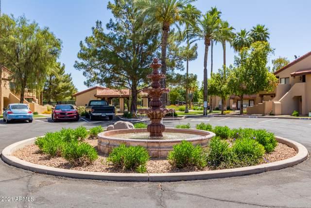 1351 N Pleasant Drive #1062, Chandler, AZ 85225 (MLS #6235148) :: Arizona 1 Real Estate Team