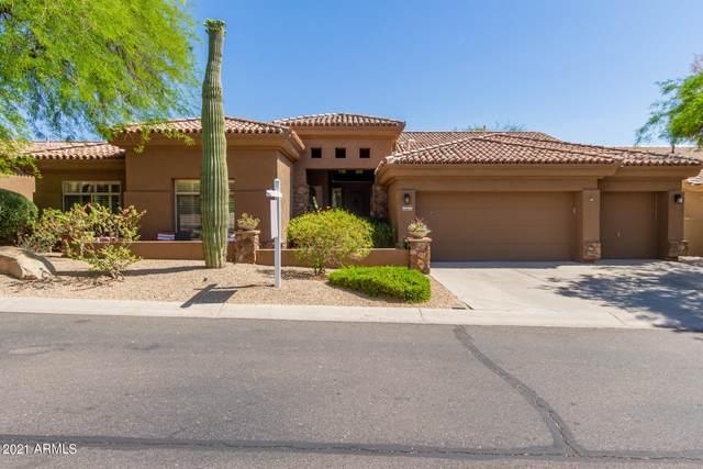 8929 E Calle De Las Brisas, Scottsdale, AZ 85255 (MLS #6235153) :: Nate Martinez Team