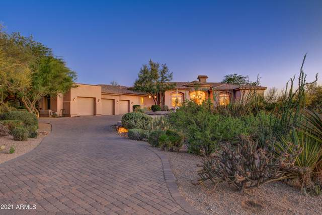 10379 E White Feather Lane, Scottsdale, AZ 85262 (MLS #6235156) :: My Home Group