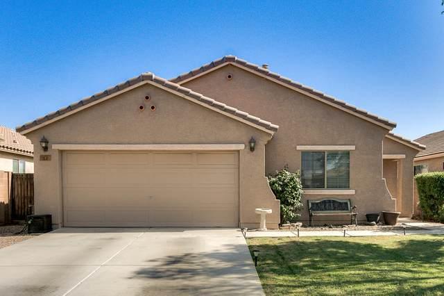 57 W Love Road, San Tan Valley, AZ 85143 (MLS #6235163) :: Yost Realty Group at RE/MAX Casa Grande