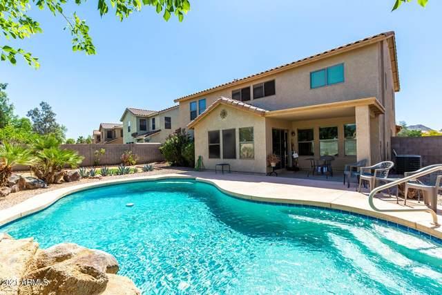 33123 N Sonoran Trail, Queen Creek, AZ 85142 (MLS #6235165) :: Yost Realty Group at RE/MAX Casa Grande