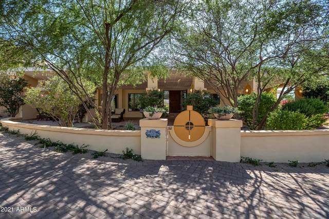 6038 N 52ND Place, Paradise Valley, AZ 85253 (MLS #6235171) :: Nate Martinez Team
