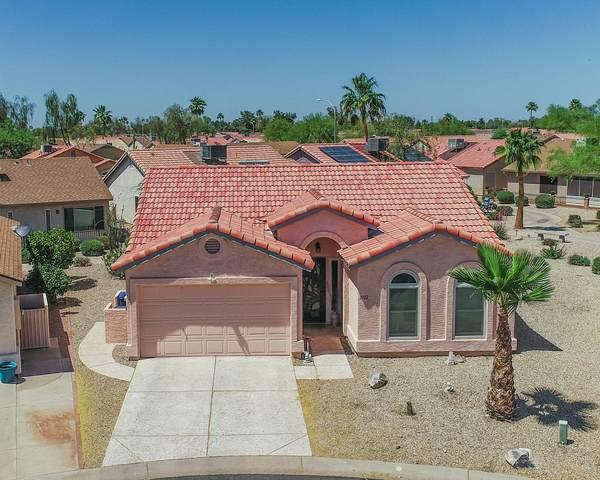 1902 E Peach Tree Drive, Chandler, AZ 85249 (MLS #6235183) :: neXGen Real Estate