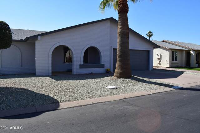 1110 S 81 St Place, Mesa, AZ 85208 (MLS #6235196) :: Nate Martinez Team